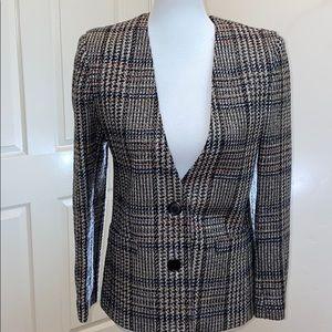 Gloria Vanderbilt Petite Suit Blazer Sz 6P